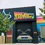 BACK TO THE FUTURE by Preston Pannek