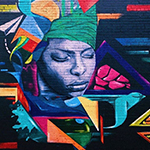 DALLAS QUEEN by Aerosol Gorillas