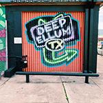 DEEP ELLUM NEON SIGN by Joe Skilz, Tex Moton, Sergio Garcia