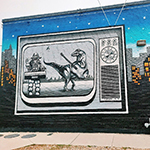 DEEP ELLUM TEXAS TV by Frank Campagna