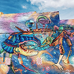 DUELING CRABS by DTOX & IZK