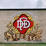 FIRE STATION #3 by Mariel Pohlman, Alec DeJesus, & Lauren Lewchuck