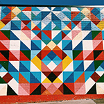 GEOMETRIC WALL by Huy Nguyen