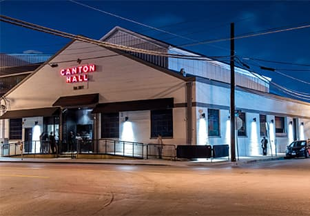 Canton Hall - Deep Ellum